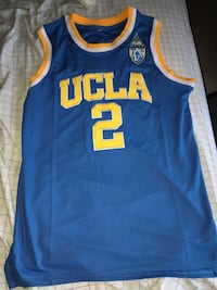 LONZO BALL AUTHENTIC UCLA JERSEY  Ottawa, K2J 0A9