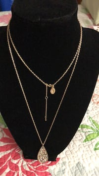 New adjustable long necklace Cockeysville