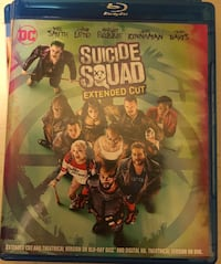 Suicide Squad Extended Cut Frederick, 21703