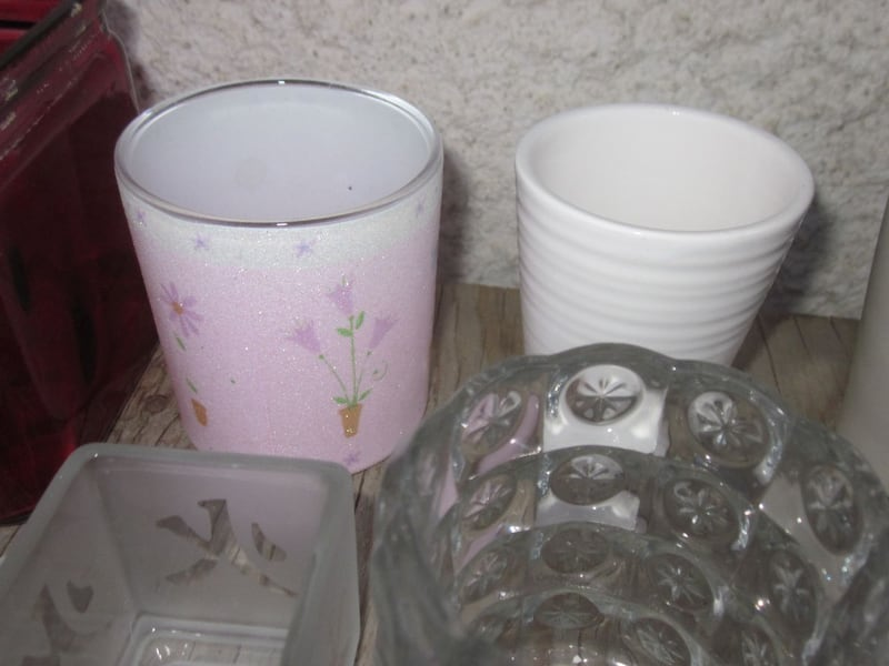 Lot of 27 Candle and Tealight Candle Holders   ce050544-a344-484d-bdd4-73db95d452fb