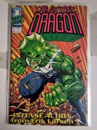Savage Dragon Issue 1 Comic Richmond Hill, L4C 4T1
