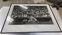 Mickey Mantle autographed picture Burtonsville, 20866