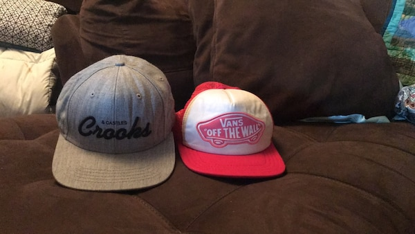 Used Crooks   castles hat for sale in Red Deer - letgo c13135047575