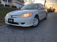 2004 Honda Civic Hybrid CVT Side SRS Fairfax