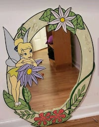 Tinkerbell Wall Mirror (price firm)  Mobile