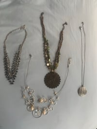 Necklaces All for $15 Silver Spring, 20905