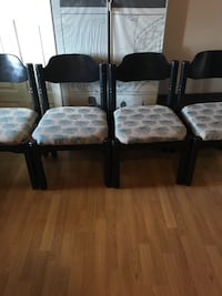 Chaises /Chairs 20 each  Montreal, H2V