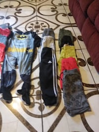 Size 4 t all 25 peices for 35.00 Houston, 77045