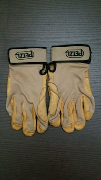 Petzl Belay Gloves Shanty Bay, L0L 2L0