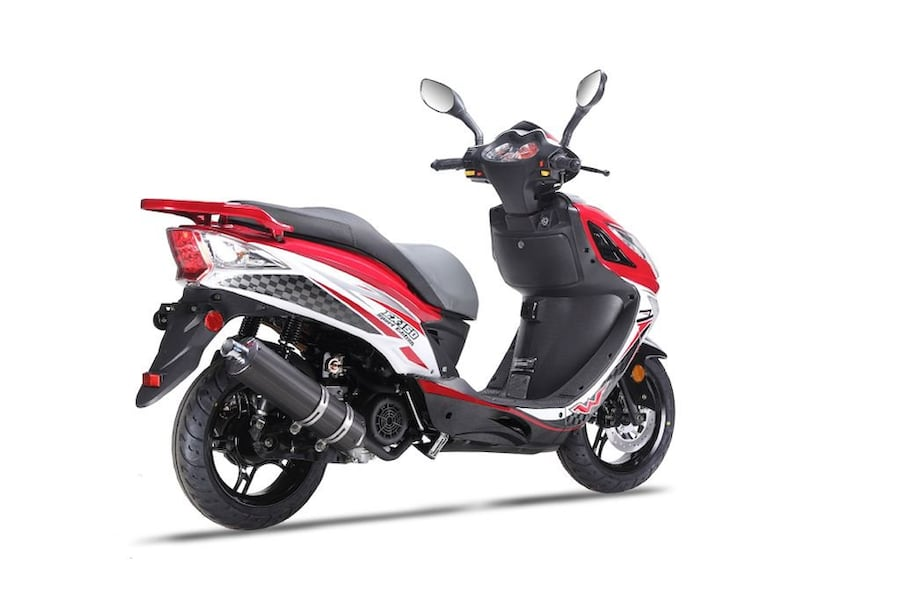 WOLF SCOOTER EX-150 SPORT 2019 2