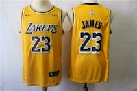 Lakers Lebron James Jersey 2237 mi