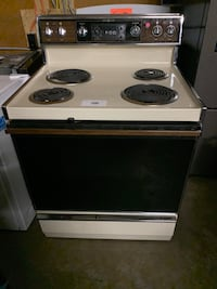 Preowned electric stoves Berkeley Springs, 25411
