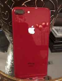 Unlocked 268 GB iPhone 8 Red CHANTILLY