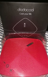 Red Bluetooth Speaker Hamilton
