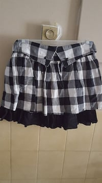 Teen's / Women's pleated mini skirt