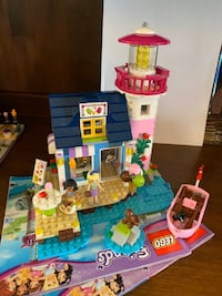 LEGO Friends Heartlake Lighthouse - Retired (473 pieces)