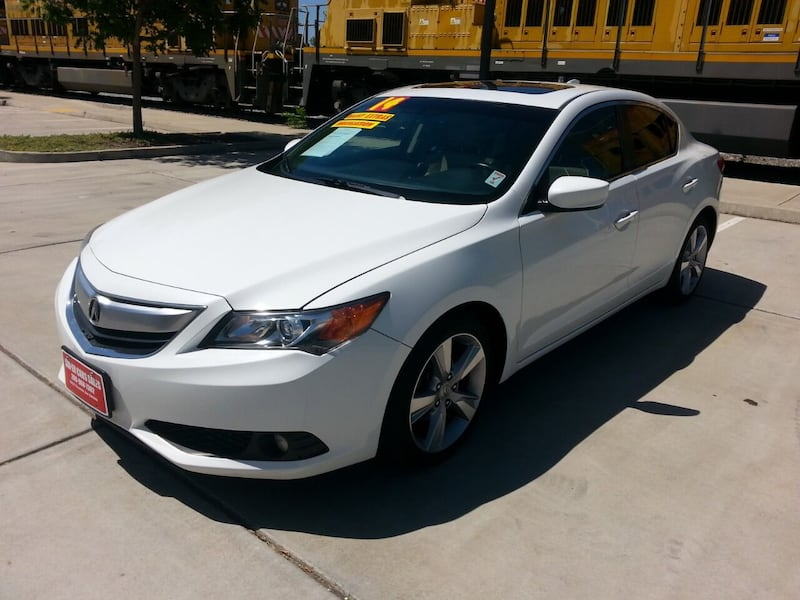 2014 Acura ILX 2.0L w/Tech 4dr Sedan w/Technology Package df7c8bfe-83ad-4822-bff5-cd36eed10506