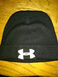 black Under Armour knitted hat Newport, 37821