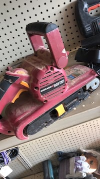 red and black Craftsman ride-on mower Anniston, 36201