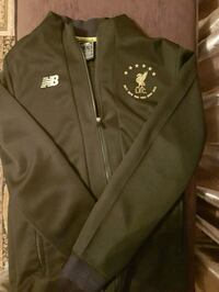 Liverpool Champions edition official zip up  LARGE Laval, H7X