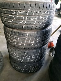 used tires 235/45 R17