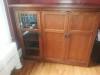 Oak Entertainment Unit for Sale $ 150 obo in Villanova, PA Washington