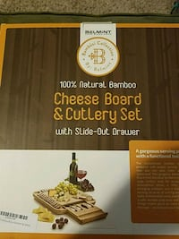 Cheese board Somerset County, 08844