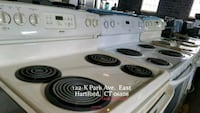 "30"" electric Coil Stoves East Hartford, 06108"