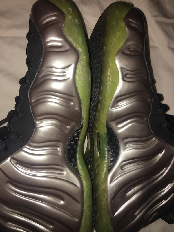 70ba96f5519 Used Nike Air Foamposite One Metallic Silver for sale in Union City ...