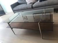 Mid century art display coffee table - west elm Washington, 20003