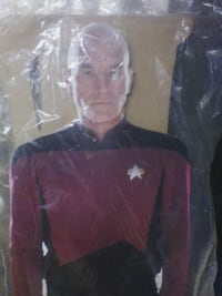 Picard cardboard cutout life size New Market, 21774