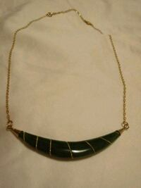 . Jade necklace Rochester, 98579