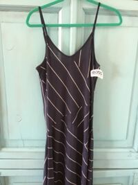 Women's long dress - sz lrg INDIO