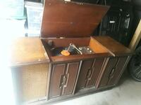brown wooden cabinet with drawer Union City, 07087