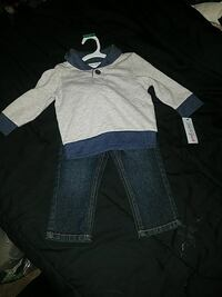 18 months outfit by Cat& Jack. New