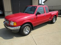 2001 Ford Ranger Red North Canton, 44720
