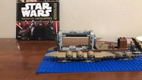 lego droid carrier 100% complete perfect condition Citrus Heights, 95621