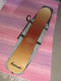 "Snowboard and case 156"" Sykesville, 21784"