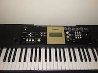 black and white electronic keyboard Austell, 30168