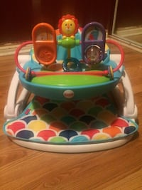 Fisher price sit me up chair. Toronto, M1B 6G4