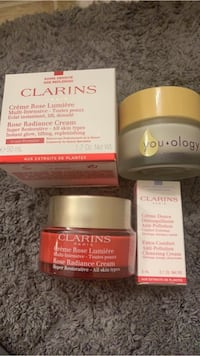 Skincare. Brand new Clarins  Chestermere, T1X 1S2