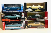 1/18 Die Cast Metal Cars High Quality and awesome details! Milton, L9T 5A7