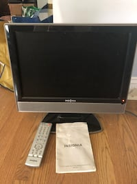 "Insignia 19"" HDTV Rutherford, 07070"