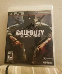 Call of Duty Black Ops PS3 game  Indianapolis, 46239