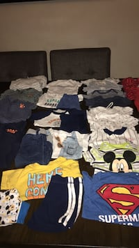Boy clothes size 9 months assorted great condition over 30 pieces Lynwood, 90262