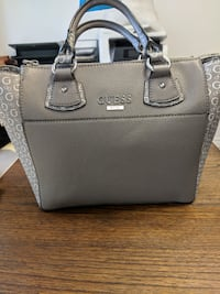 Guess Grey Purse Barrie
