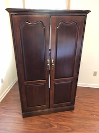 Armoire / Storage Cabinet Great for Wardrobe!