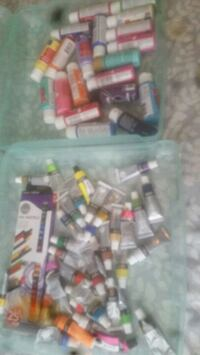 Art paints and things