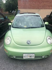 Volkswagen - The Beetle - 2000 Baltimore, 21229