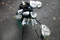 Set of Golf Clubs Châteauguay